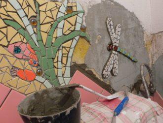 Mozaiky v procesu