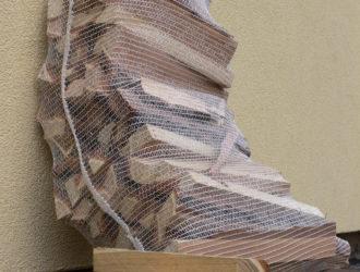 Palivové akátové dřevo